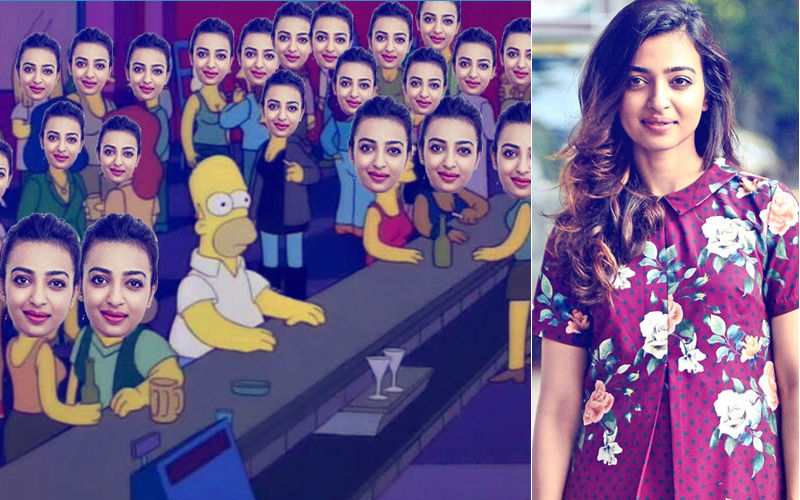 Radhika 'Apt' Hai- Internet Goes Berserk With Memes Mocking Actress' Overdose On Netflix
