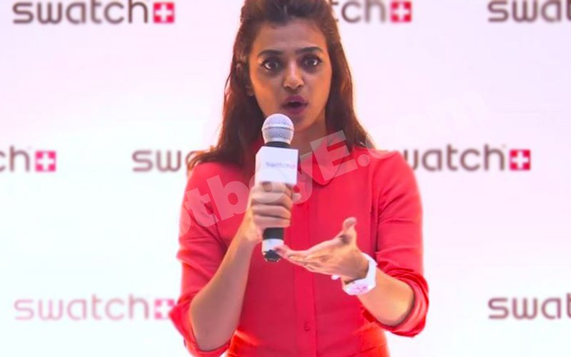 Radhika Apte Lashes Out On Her Leaked Sex Clip Controversy