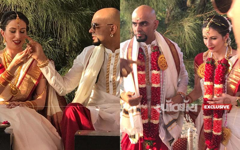 रोडीज के जज रहे रघुराम ने रचाई दूसरी शादी, देखिए एक्स्क्लूसिव तस्वीरें
