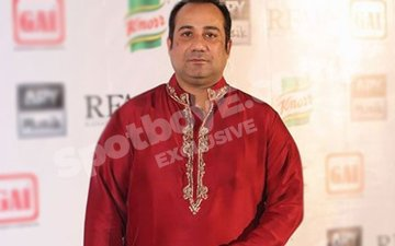 MNS Effect: Pakistani Singer Rahat Fateh Ali Khan Thrown Out Of A Film