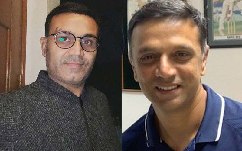 Virender Sehwag Recalls The Time When Rahul Dravid Lost His Cool On MS Dhoni; Says 'I Was Taken Aback By Dravid's English Outburst'