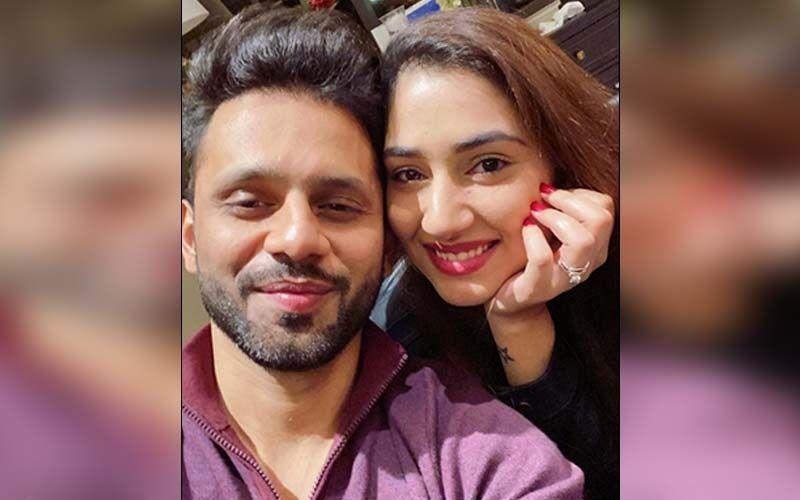 Bigg Boss 14's Rahul Vaidya Wants To Marry His Ladylove 'Danke Ki Chot Pe; Disha Parmar Reveals Change In Wedding Plans Due To Coronavirus