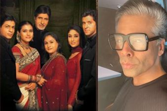 Karan Johar Celebrates 19 Years Of Kabhi Khushi Kabhie Gham; Thanks All For 'Memes' And 'Memories'
