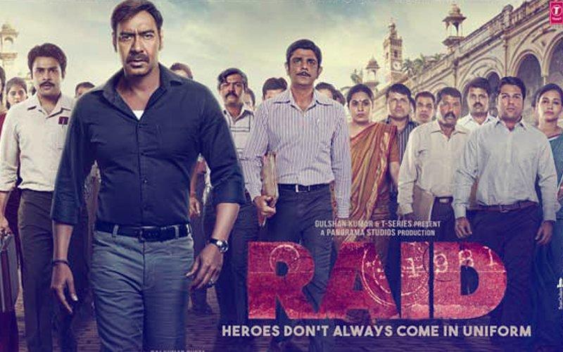 Raid Box-Office Collection, Day 1: Ajay Devgn-Ileana D'Cruz's Film Earns 9.75 Crore
