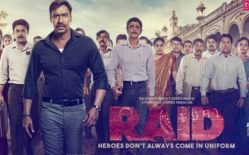 बॉक्स ऑफिस पर चला अजय देवगन का जलवा, 100 करोड़ में शामिल होने से महज इतने कदम दूर है 'रेड'