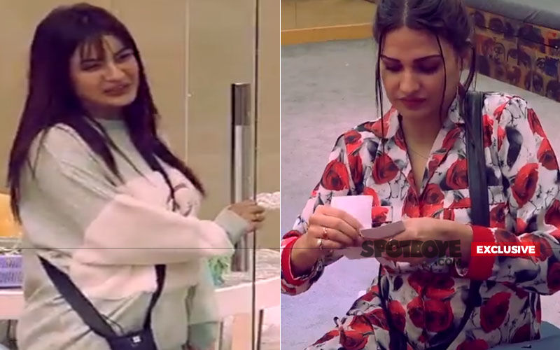 Bigg Boss 13: Himanshi Khurana Tears A Picture Of Shehnaaz Gill And We Know Who's The Man In The Frame- EXCLUSIVE