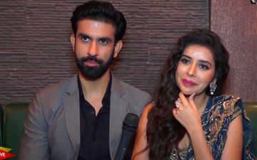 When Charu Asopa And Rajeev Sen Were Asked About Getting Married After 5 Months Of Courtship, This Is What They Replied - Throwback Video