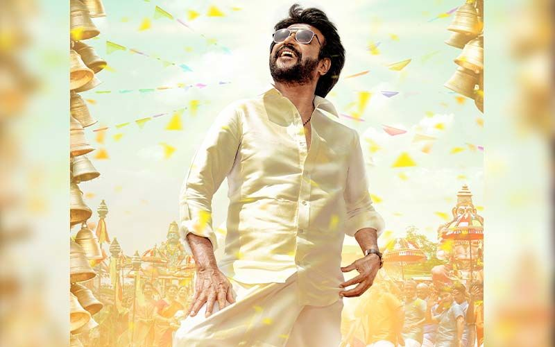 Annaatthe First Look OUT: Rajinikanth Oozes Swag In The New Poster Revealed On Ganesh Chaturthi; Film To Release On THIS Date