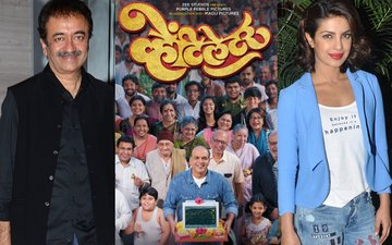 JIO MAMI 18TH FILM FESTIVAL: Rajkumar Hirani Left Teary Eyed After Watching Priyanka Chopra's Ventilator