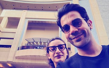 Rajkummar Rao & Patralekhaa Are On A Romantic Holiday In The US