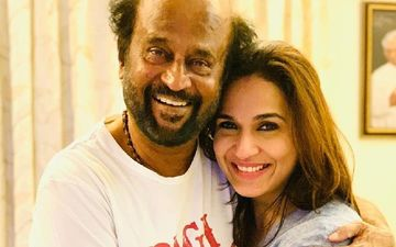 Rajinikanth's Fans Go Bonkers As They Spot Thalaivaa Driving Daughter's Swanky Car; #LionInLamborghini Takes Over Twitter