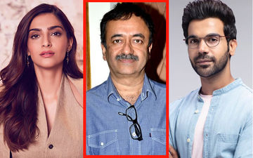 After Sonam Kapoor, Rajkummar Rao Speaks Up On #MeToo Allegations Against Raju Hirani