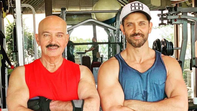 Hrithik Roshan's Father Rakesh Roshan Opens Up On Fighting Cancer; 'Was Sure I Had It Even Before Reports Came'