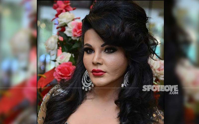 Bigg Boss 14's Rakhi Sawant Shares A Video Dancing To 'Holi Aayi Re Kanhai' A Day After Holi And Fans Have The Most Interesting Reaction To It - WATCH
