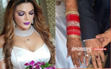 The REASON Why Rakhi Sawant DELETED Her Husband's Picture- EXCLUSIVE