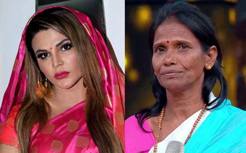 Rakhi Sawant Wants Ranu Mondal, To Sing The Remix Version Of Chappan Churi