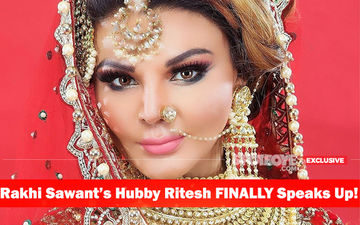 "Rakhi Sawant's Husband Ritesh's FIRST INTERVIEW, He Exists! ""Rakhi Will Be Pregnant Soon"""