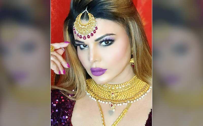 Rakhi Sawant Has No 'Regret' Being An Item Girl; 'Har Koi Ladki Heroine Toh Nahi Ban Sakti Na Bollywood Mein?'