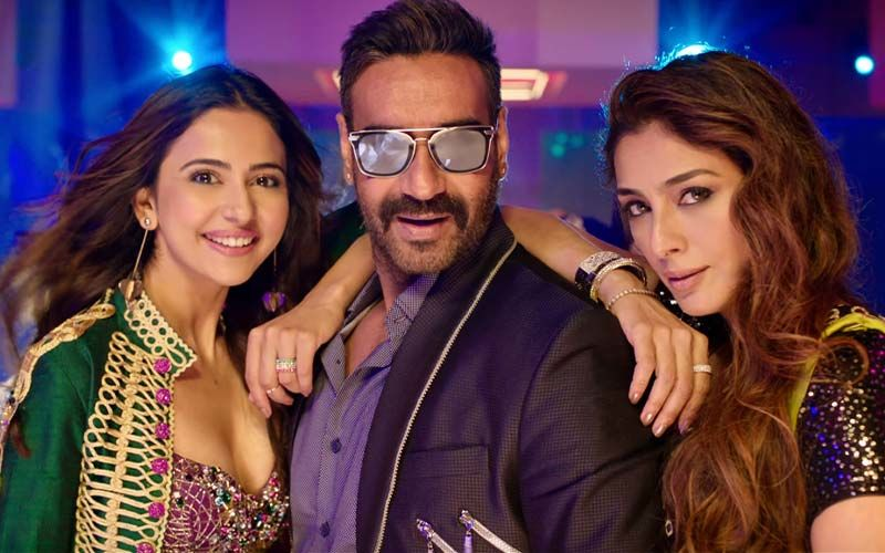 De De Pyaar De Song, Hauli Hauli: Tabu-Ajay Devgn-Rakul Preet Singh Do It With Swag!