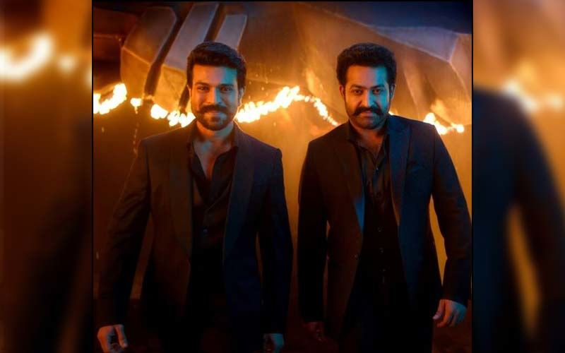 RRR First Song 'Dosti' Out: Ram Charan And Jr NTR's Track Is The New Friendship Anthem -WATCH