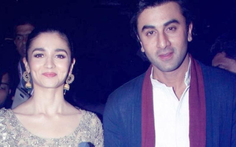 "Alia Bhatt's Effect On Ranbir Kapoor? Actor Says, ""When In Love, Water Tastes Like Sherbet"""