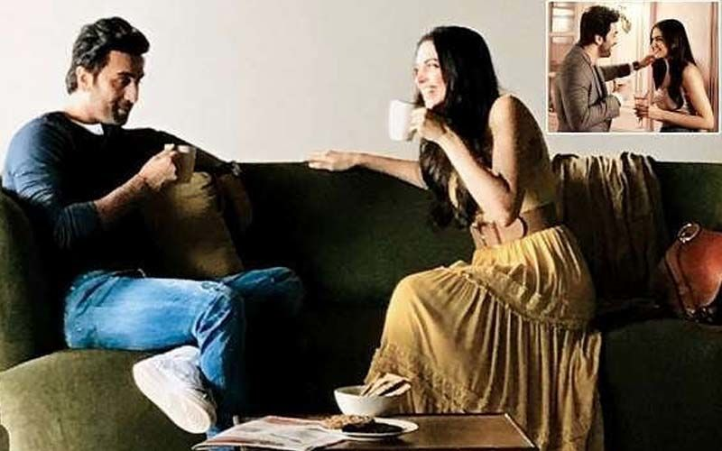 Ex-Lovers Ranbir Kapoor And Deepika Padukone's Coffee Date Done Right
