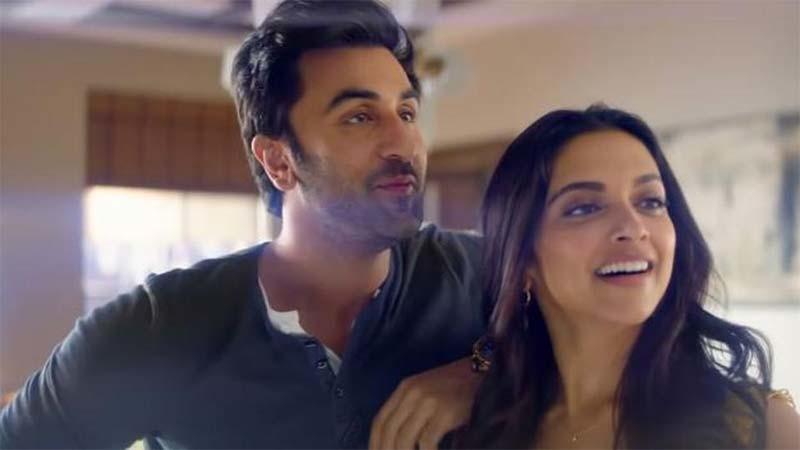 Ranbir Kapoor Deepika Padukone Advertisement