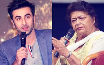 This Is What Ranbir Kapoor Had To Say About Saroj Khan's Casting Couch Comment...
