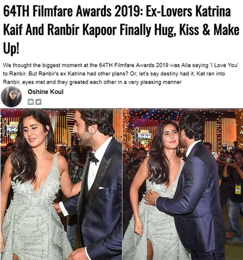 Ranbir Katrina