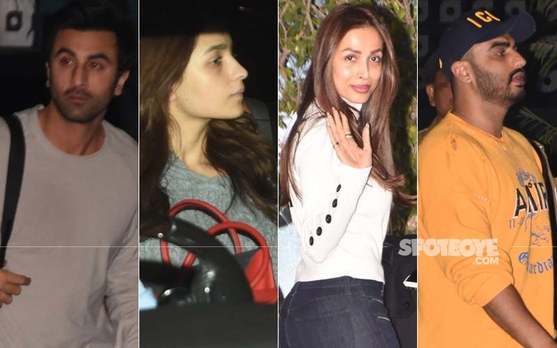 Akash Ambani Wedding Celebrations Begin: Lovebirds Ranbir Kapoor-Alia Bhatt, Malaika Arora- Arjun Kapoor Depart For Switzerland Bash