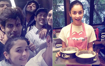 Ranbir Kapoor Birthday: Alia Bhatt Bakes A Lovely Cake For Boyfriend