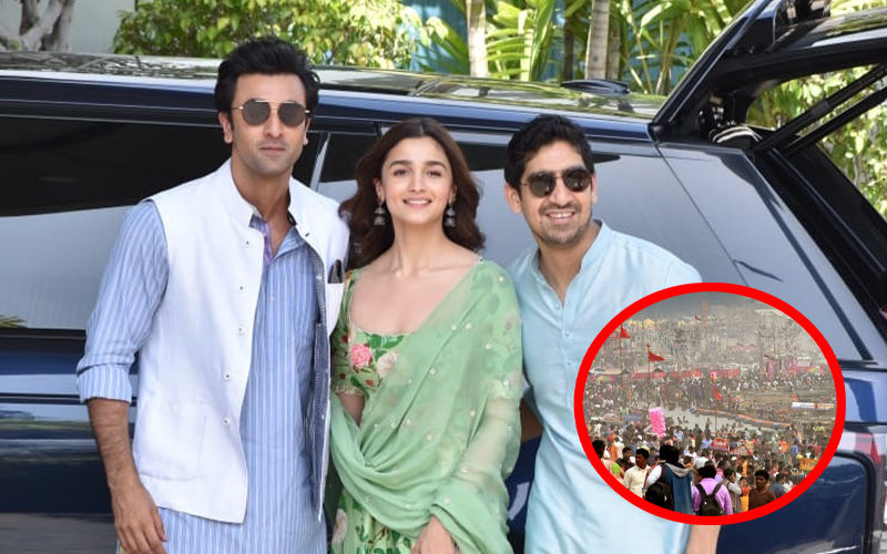 Brahmastra At Kumbh Mela 2019: Alia Bhatt-Ranbir Kapoor To Unveil Film's First Look At Prayagraj