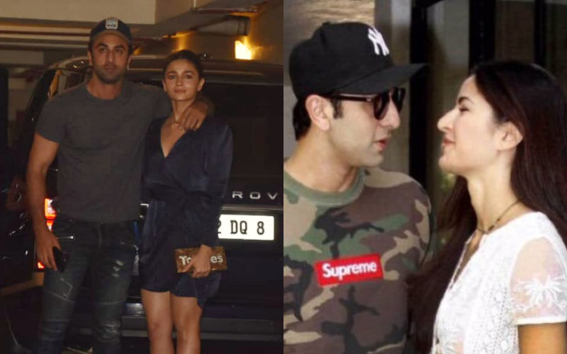 Christmas Then & Now: Ranbir Kapoor With Katrina Kaif In 2015 Or With Alia Bhatt In 2019 - Times Have Changed