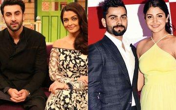 Aishwarya On Kapil Sharma's Show For ADHM But Ranbir-Anushka Rule With Virat Jokes