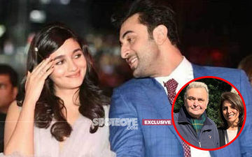 Ranbir Kapoor-Alia Bhatt Marriage Seems Rishi's First Priority After Returning From The US. Panditji Ready To Fix Tareekh