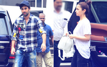 Alia-Ranbir Saath Saath, Relationship Getting Stronger