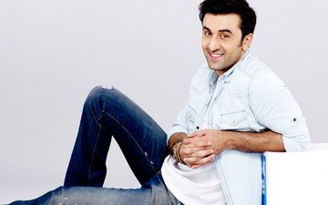 Proof that Ranbir Kapoor is actually a puppy disguised as a human being