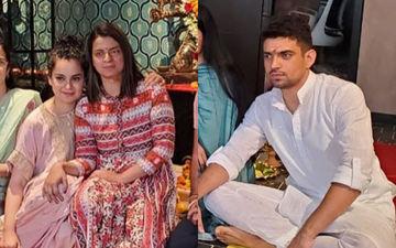 Kangana Ranaut At Receiving End Of Nepotism Bomb As Her Brother Joins Manikarnika Films; Rangoli HITS BACK