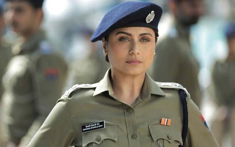 Rani Mukherjee In Mardaani2