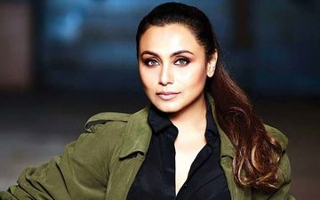 Mardaani 2: Rani Mukerji Inspires Crew To Shoot In Blistering Heat Of Rajasthan