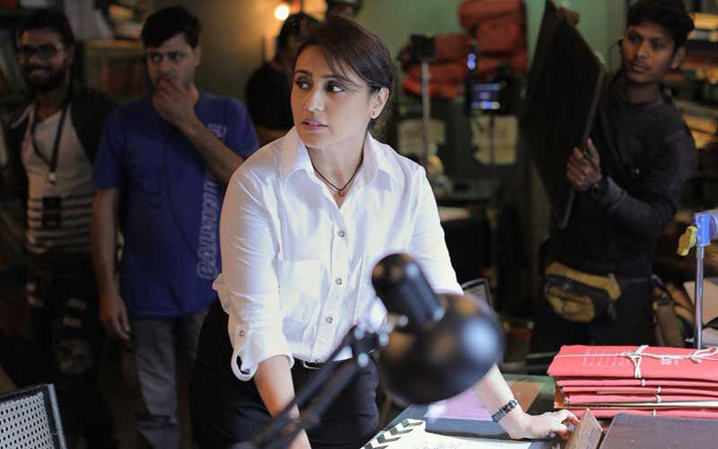 Mardaani 2 First Look: Rani Mukerji Returns As Fierce Cop, Shivani Shivaji Roy!