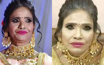 Ranu Mondal's Make-up Artist Defends Her, Says OTT Makeover Pics Were FAKE, Shares 'Original' Picture