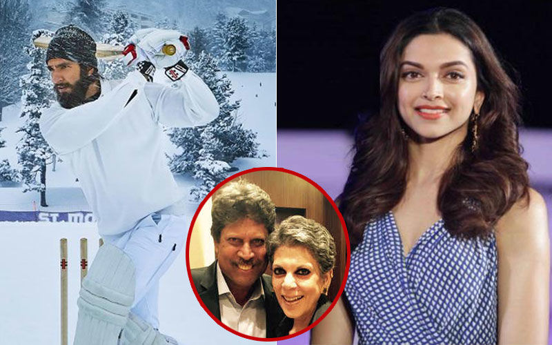 It's Official: Deepika Padukone To Play Ranveer Singh's Wife In '83