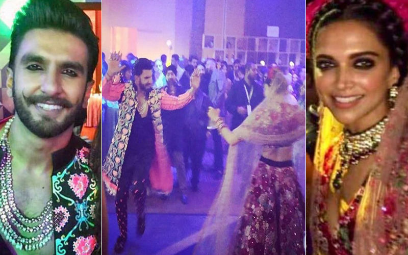 Inside Deepika Padukone-Ranveer Singh's Mumbai Bash: Newlyweds Dance Like No One's Watching!