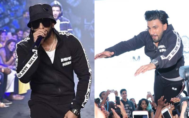Lakme Fashion Week, Day 5: Gully Boy Ranveer Singh Is At It Again; Entertains And Jumps Into The Crowd- Watch Videos