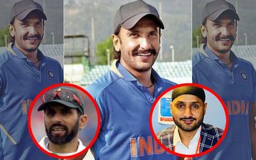 Ranveer Singh Live From Lords: Breaks Into Apna Time Aayega With Harbhajan And Misbah-ul-Haq