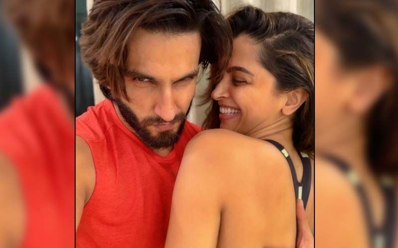 Deepika Padukone Gets A Sweet Compliment From Hubby Ranveer Singh As She Shares A Stunning Monochrome Picture; Find Out What He Said -Pic Inside