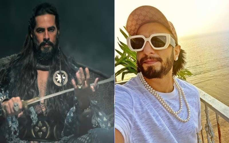 Ranveer Singh Goes 'Bruhhh' Looking At Dino Morea's Ferocious Avatar From The Empire