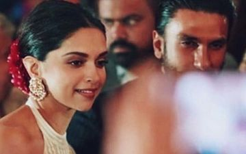 Deepika Padukone Just Broke All Rules About White At Weddings!