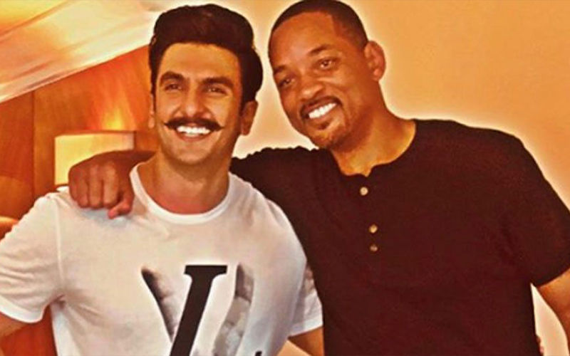 Will Smith Is 'Loving What Ranveer Singh Is Doing' With Gully Boy-Watch Video